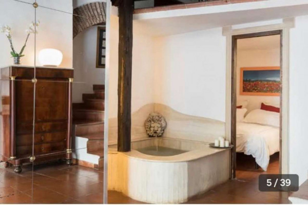 Appartamento in affitto a Roma, Trastevere, Arredato, 100 mq - Foto 6