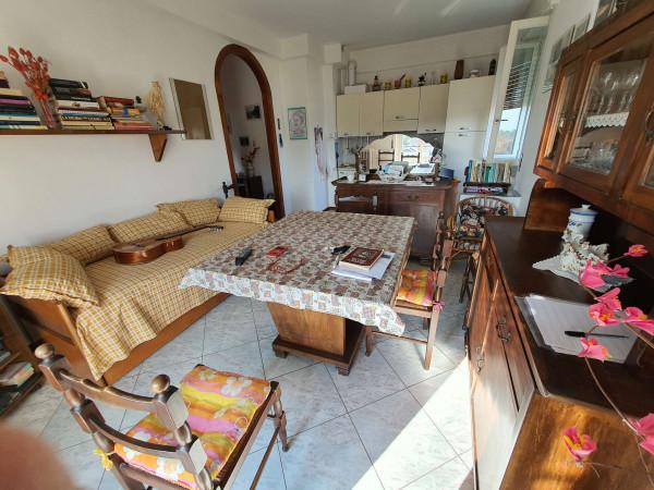 Appartamento in vendita a Rivolta d'Adda, Residenziale, Con giardino, 50 mq