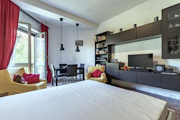 Quadrilocale in affitto a Roma, Garbatella, 110 mq