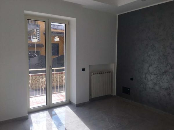 Appartamento in affitto a Sant'Anastasia, Centrale, Con giardino, 100 mq - Foto 18