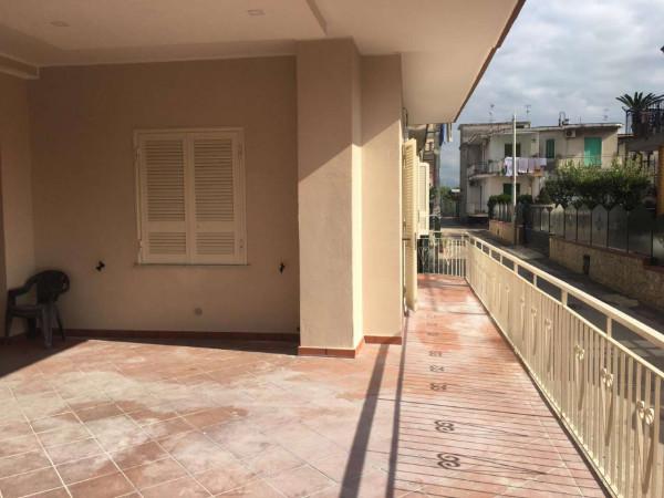 Appartamento in affitto a Sant'Anastasia, Centrale, Con giardino, 100 mq - Foto 19