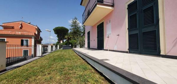 Appartamento in affitto a Chiavari, Sant'andrea Di Rovereto, Arredato, con giardino, 190 mq - Foto 17