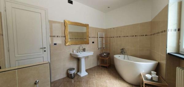 Appartamento in affitto a Chiavari, Sant'andrea Di Rovereto, Arredato, con giardino, 190 mq - Foto 6