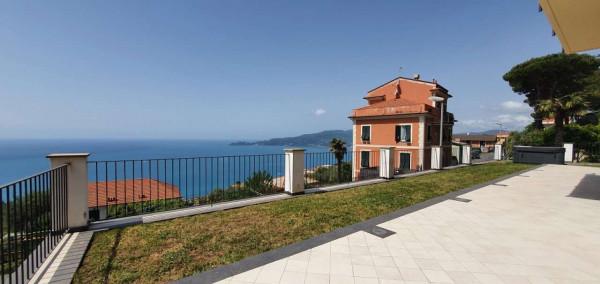 Appartamento in affitto a Chiavari, Sant'andrea Di Rovereto, Arredato, con giardino, 190 mq - Foto 18