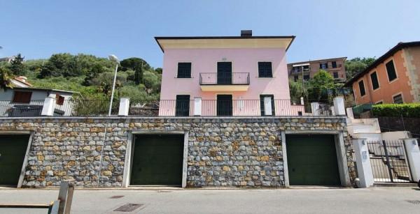 Appartamento in affitto a Chiavari, Sant'andrea Di Rovereto, Arredato, con giardino, 190 mq - Foto 20