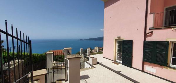 Appartamento in affitto a Chiavari, Sant'andrea Di Rovereto, Arredato, con giardino, 190 mq - Foto 19