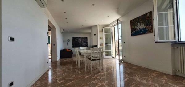 Appartamento in affitto a Chiavari, Sant'andrea Di Rovereto, Arredato, con giardino, 190 mq - Foto 13