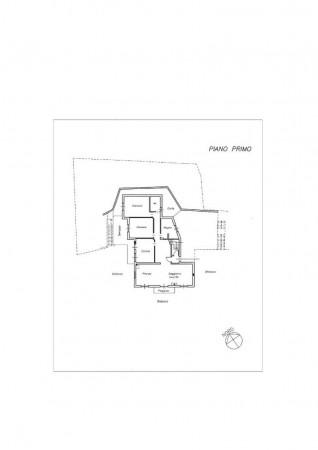 Appartamento in affitto a Chiavari, Sant'andrea Di Rovereto, Arredato, con giardino, 190 mq - Foto 3