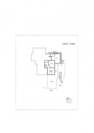 Appartamento in affitto a Chiavari, Sant'andrea Di Rovereto, Arredato, con giardino, 190 mq - Foto 2