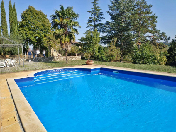 Rustico/Casale in vendita a Città di Castello, Badia Petroia, Con giardino, 280 mq - Foto 30
