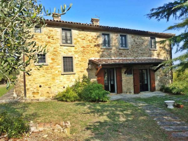 Rustico/Casale in vendita a Città di Castello, Badia Petroia, Con giardino, 280 mq - Foto 25