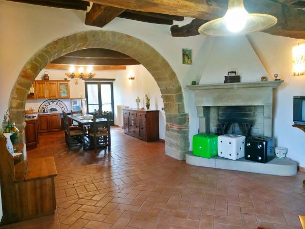 Rustico/Casale in vendita a Città di Castello, Badia Petroia, Con giardino, 280 mq - Foto 9