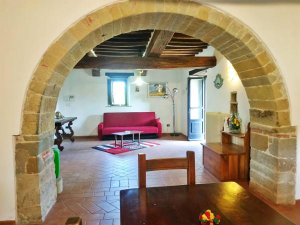 Rustico/Casale in vendita a Città di Castello, Badia Petroia, Con giardino, 280 mq - Foto 17