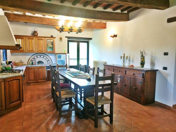 Rustico/Casale in vendita a Città di Castello, Badia Petroia, Con giardino, 280 mq - Foto 19