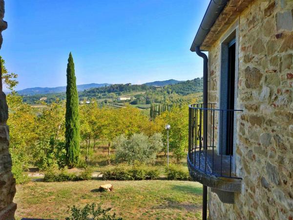 Rustico/Casale in vendita a Città di Castello, Badia Petroia, Con giardino, 280 mq - Foto 4