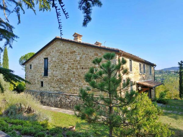 Rustico/Casale in vendita a Città di Castello, Badia Petroia, Con giardino, 280 mq - Foto 32