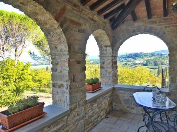 Rustico/Casale in vendita a Città di Castello, Badia Petroia, Con giardino, 280 mq