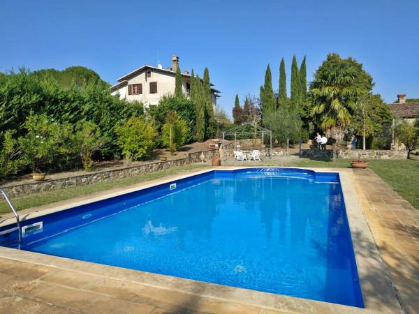 Rustico/Casale in vendita a Città di Castello, Badia Petroia, Con giardino, 280 mq - Foto 5