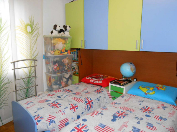 Appartamento in vendita a Pandino, Residenziale, Con giardino, 106 mq - Foto 46