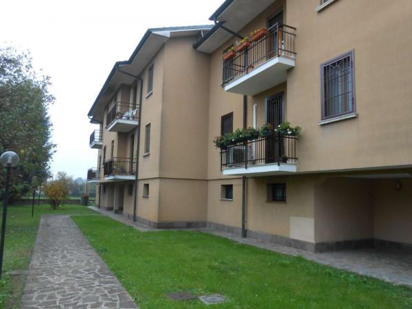 Appartamento in vendita a Pandino, Residenziale, Con giardino, 106 mq - Foto 39
