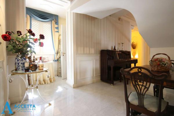 Appartamento in vendita a Taranto, Solito, Corvisea, Con giardino, 318 mq - Foto 6