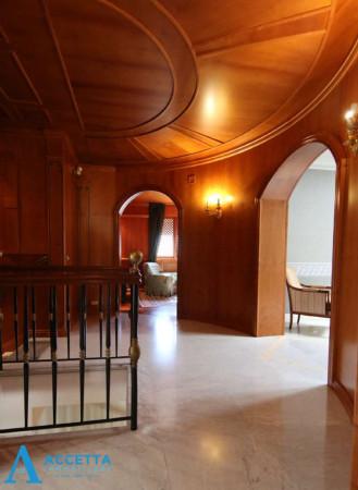 Appartamento in vendita a Taranto, Solito, Corvisea, Con giardino, 318 mq - Foto 22