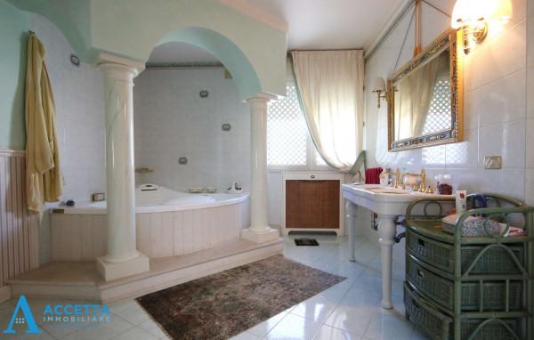 Appartamento in vendita a Taranto, Solito, Corvisea, Con giardino, 318 mq - Foto 18