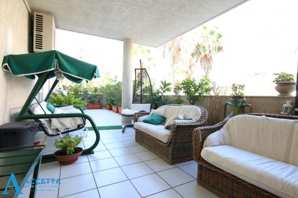 Appartamento in vendita a Taranto, Solito, Corvisea, Con giardino, 318 mq - Foto 25