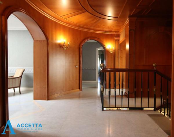 Appartamento in vendita a Taranto, Solito, Corvisea, Con giardino, 318 mq - Foto 12