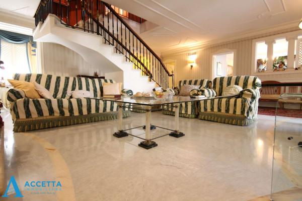 Appartamento in vendita a Taranto, Solito, Corvisea, Con giardino, 318 mq - Foto 30