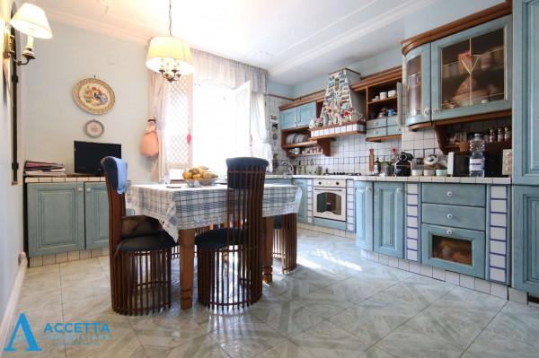 Appartamento in vendita a Taranto, Solito, Corvisea, Con giardino, 318 mq - Foto 26