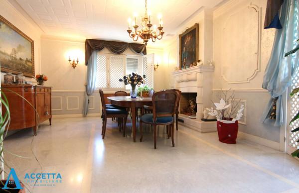 Appartamento in vendita a Taranto, Solito, Corvisea, Con giardino, 318 mq - Foto 10