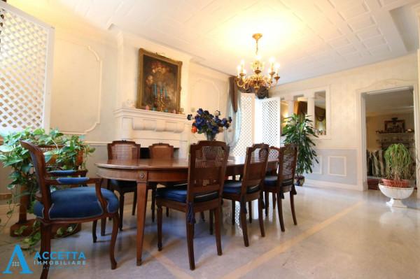 Appartamento in vendita a Taranto, Solito, Corvisea, Con giardino, 318 mq - Foto 28