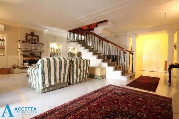 Appartamento in vendita a Taranto, Solito, Corvisea, Con giardino, 318 mq - Foto 31