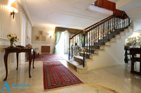 Appartamento in vendita a Taranto, Solito, Corvisea, Con giardino, 318 mq - Foto 32