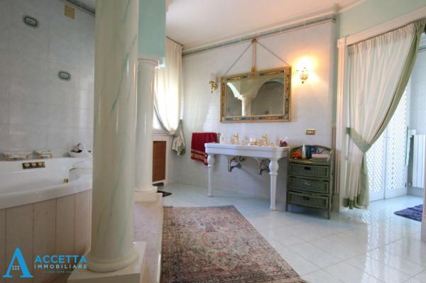 Appartamento in vendita a Taranto, Solito, Corvisea, Con giardino, 318 mq - Foto 17