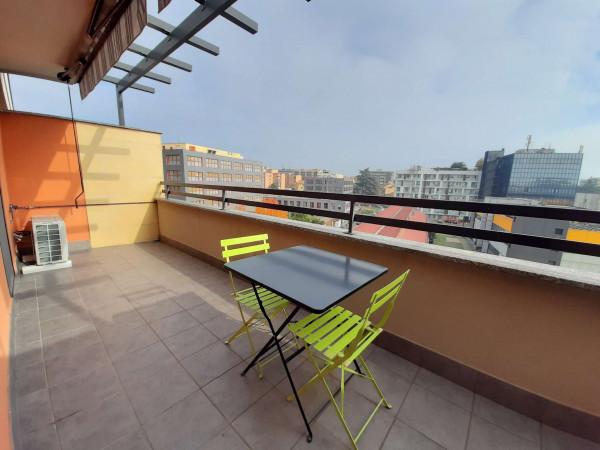 Appartamento in affitto a Milano, Ripamonti, Arredato, con giardino, 55 mq - Foto 10