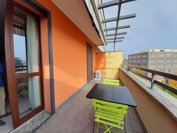 Appartamento in affitto a Milano, Ripamonti, Arredato, con giardino, 55 mq - Foto 16