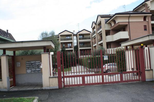 Appartamento in vendita a Senago, Centro, 85 mq
