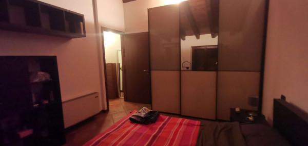 Appartamento in vendita a Ricengo, Residenziale, Arredato, con giardino, 63 mq - Foto 7