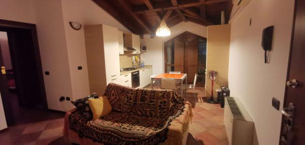 Appartamento in vendita a Ricengo, Residenziale, Arredato, con giardino, 63 mq - Foto 13
