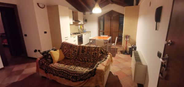 Appartamento in vendita a Ricengo, Residenziale, Arredato, con giardino, 63 mq - Foto 11