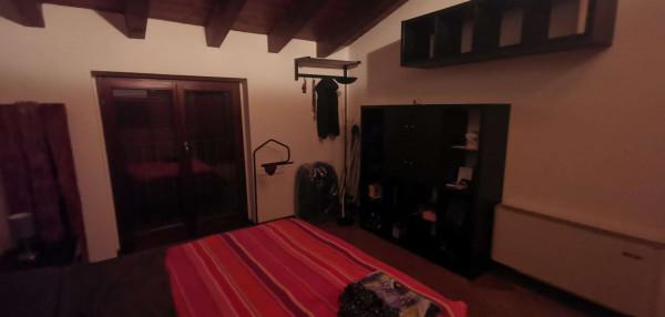 Appartamento in vendita a Ricengo, Residenziale, Arredato, con giardino, 63 mq - Foto 6