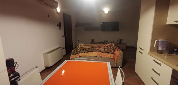 Appartamento in vendita a Ricengo, Residenziale, Arredato, con giardino, 63 mq - Foto 9