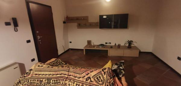 Appartamento in vendita a Ricengo, Residenziale, Arredato, con giardino, 63 mq