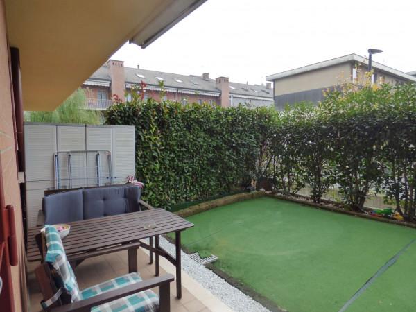 Appartamento in vendita a Borgaro Torinese, Con giardino, 60 mq - Foto 22