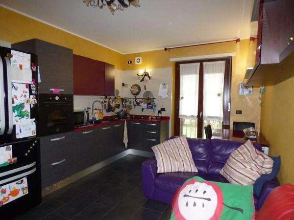 Appartamento in vendita a Borgaro Torinese, Con giardino, 60 mq