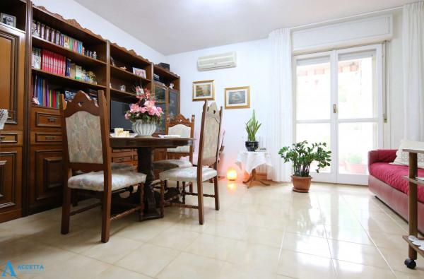 Appartamento in vendita a Taranto, Rione Laghi - Taranto 2, Con giardino, 94 mq - Foto 3