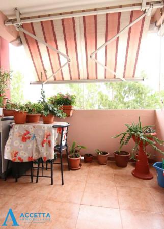 Appartamento in vendita a Taranto, Rione Laghi - Taranto 2, Con giardino, 94 mq - Foto 12