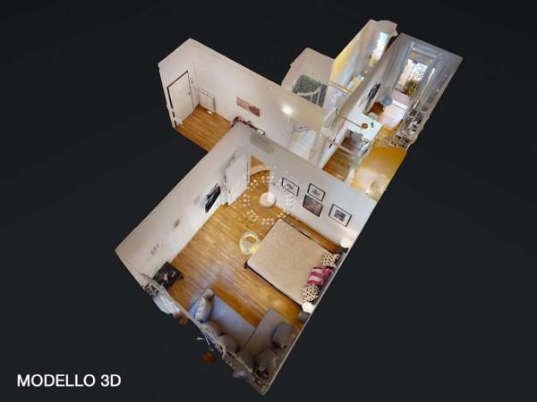Appartamento in vendita a Firenze, Arredato, 47 mq - Foto 4